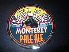 SPANISH PEAKS Monterey Pale Ale STICKER decal craft beer brewery brewing