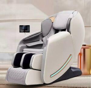 Nexus Zero Gravity SL Track Full BodyShiatsu Massage Recliner with Body Scan BT