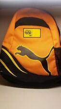 Puma Backpack Schwans USA Cup Soccer Single Strap Sport Athletic Bag Orange