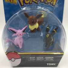 Pokemon Go toy eevee Eeveelutions Includes eevee Espeon Umbreon 3 Pcs  figure