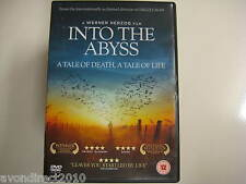 INTO THE ABYSS A Tale Of Death A Tale Of Life  R2 DVD Superb Condition Death Row