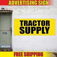 Tractor Supply Banner Advertising Vinyl Sign Flag farm service repair sale shop