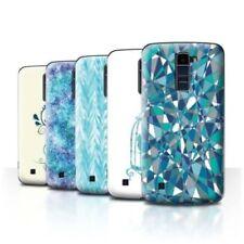 Cover e custodie Blu Per LG K10 per cellulari e palmari LG
