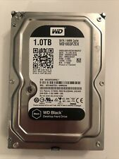 "Western Digital WD Black 1TB,Internal,7200 RPM,3.5"" (WD1003FZEX) HDD"