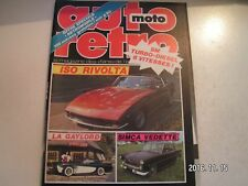 **d Auto Moto Rétro n°30 Simca Vedettes Gaylord Gladiator Ford Cantina 1600E MK2