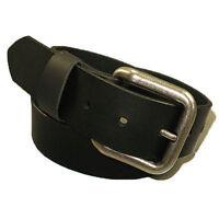 New Mens Handmade Genuine Solid Buffalo Leather Belt