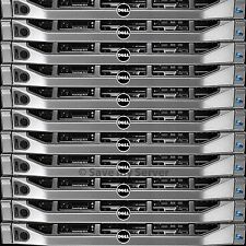 Dell Poweredge R610 ,XEON X5645 X 2 CPU,HEXA CORE, 24GB 2 X 500GB 1TB SERVER