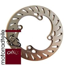EBC rear brake rotor/Disk/Disc-CPI sauel 125 Quad-Stainless Steel