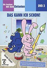 DIE SENDUNG MIT DEM ELEFANTEN-DVD 3  DVD NEU