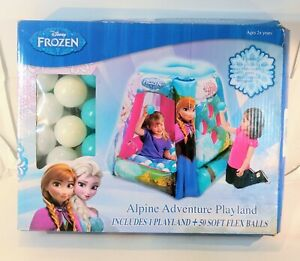 Frozen Alpine Adventure Playland Sealed New in Box Scarce HTF