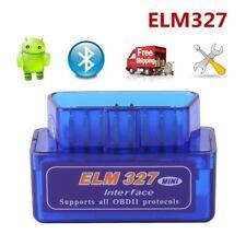 MINI elm327 v2.1 obd2 OBDII BLUETOOTH Adattatore Auto Scanner Torque Android od