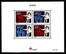 SELLOS TEMA EUROPA PORTUGAL 1994 DESCUBRIMIENTOS HB 101