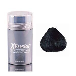 Xfusion Keratin Hair Fibers Black 0.53 oz