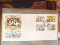 NEW ZEALAND 1992 NAVIGATORS FIRST DAY COVER
