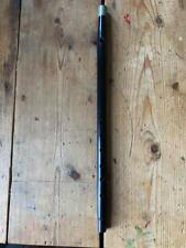 One-piece 6 hole Unknown maker fife - missing bottom ferrule