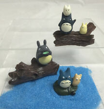 Collectibles Japaness Cartoon Anime Cute Totoro on the trunk 6 pcs set