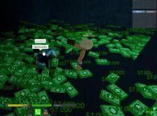 Da Hood Cash 5 Million