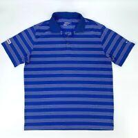 Nike Golf Shirt Lenovo Logo Men's Size XL Tour Performance Dri-Fit Short Sleeve