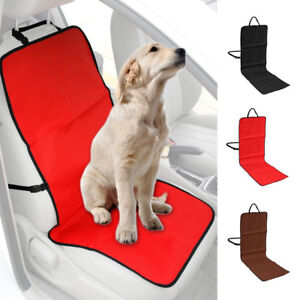 Pet Dog Car Seat Cover SUV Rear Bench Hammock Mat Waterproof Anti-Slip Blanket