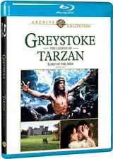 GREYSTOKE THE LEGEND OF TARZAN LORD OF THE APES New Blu-ray Warner Archive