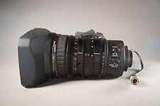 """Fujinon XA16X8A-XB4 2/3"""" HD lens for Sony PMW-350, Panasonic HPX600 or PX800"""