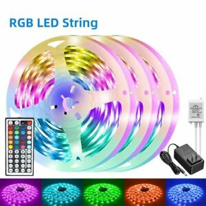 20M 1200 LED Stripe RGB Leuchte Leiste Streifen Band Lichterkette Wasserdicht EU