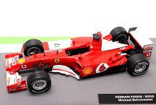 Formula 1 F1 Collection Ferrari F2002 Schumacher 2002 1/43