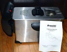 Bravetti Platinum Pro Deep Fryer Model EP165 For Repair