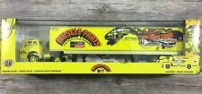 M2 MACHINES 1970 FORD C-600 & 1970 MUSTANG BOSS 302 MUSCLE PARTS CHASE GOLD NIB!