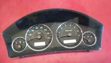 SPEEDOMETER CLUSTER 104K MILES 5.7L MPH FITS 07 COMMANDER 148180