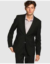 Completi e abiti sartoriali da uomo blazer nero taglia 44