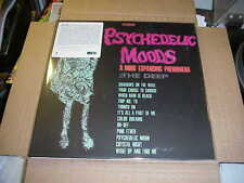 LP:  THE DEEP - Psychedelic Moods 3xLP NEW SEALED PSYCH REISSUE