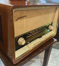 Vintage Korting Delmonico Novum Radio Model 1047 Mid-Century German Tube Radio