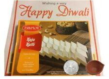 KAJU KATLI - BIKAJI - 3/4 LBS DIWALI MITHAI GIFT Pack India sweets