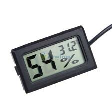 SN9F LCD Digital Thermometer Humidity Hygrometer Temp Gauge Temperature Meter