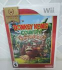 Nintendo Selects Donkey Kong Country Returns (Nintendo Wii) Tested Working