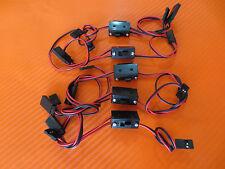 5 x bzw. 5 Stück Empfänger EIN AUS Schalter On Off mit Futaba Stecker