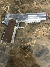 New listing Stryker Combat Zone Airsoft Pistol With Extra Capacity Magazine LOADED