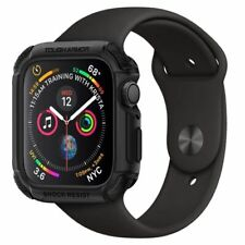 Spigen SGP Tough Armor Case for Apple Watch 4 44MM - BLACK - 062CS24477