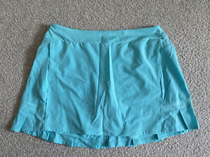 "Nike Dri Fit Flex Golf Skirt 15"" Women AV3651-434 Large L New NWT"