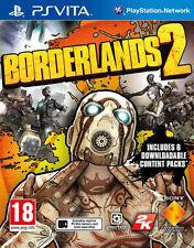 Borderlands 2 (Sony PlayStation Vita, 2014) - European Version