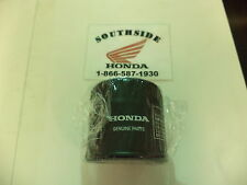 HONDA OIL FILTER VT750 SHADOW SPIRIT AERO ACE PHANTOM RS BEWARE OF KNOCKOFFS