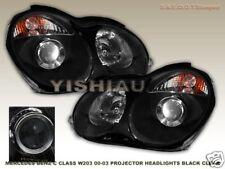 01-05 Mercedes Benz W203 C240 C320 Headlights C-Class B