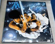 Boney M Night Flight a Venere Eccellente Disco In Vinile LP K 50498