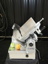Hobart 1712E Automatic 2 Speed Commercial Slicer Chopper Meat Cheese Deli Cutter