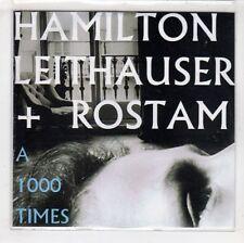 (HA500) Hamilton Leithauser + Rostam, A 1000 Times - DJ CD