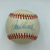 Tom Seaver Signed Autographed Official National League Baseball With JSA COA