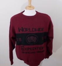 Gap Worldwide Expedition Wool Sweater Size Medium