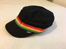 Stussy Rasta Jamaica Hat