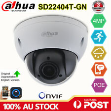 Dahua Original 4MP 4x PTZ Dome IP Camera SD22404T-GN 2.7~11mm POE IVS H.265 IP66